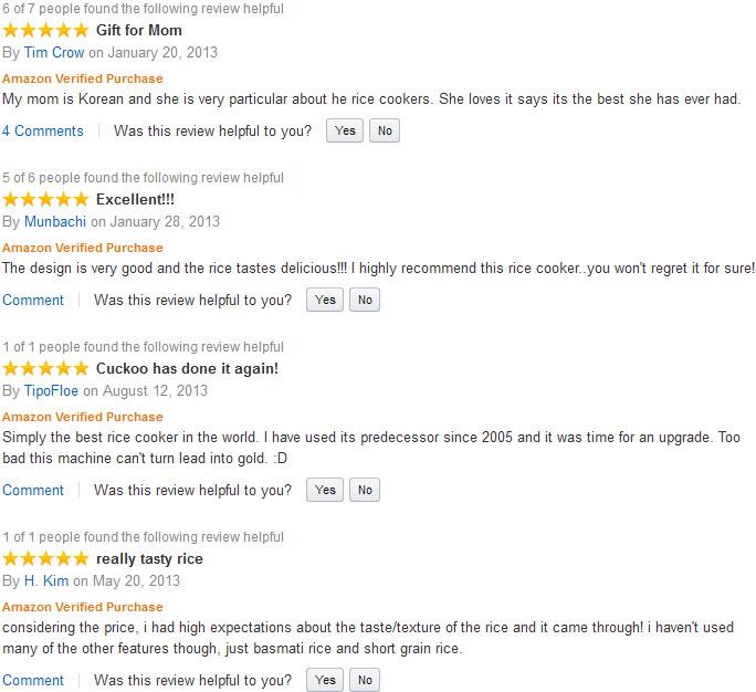 CRP-HS9657F Customer Reviews